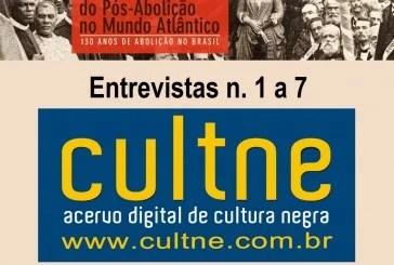 CULTNE DOC – Histórias do Pós-Abolição