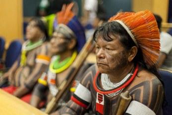 Corte da Bolsa Permanência é racismo institucional, afirma indígena