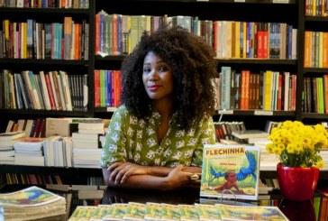 Kenia Maria lança livro infantil que resgata raízes da cultura negra