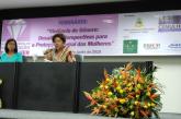 Valorização da Mulher | Violência de gênero e proteção integral das mulheres foram temas abordados em Seminário no Fórum de São Luís