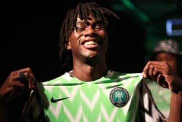 Camisa sensação da Copa, uniforme da Nigéria esgota em minutos