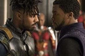 Ao receber prêmio ator de Pantera Negra pede que parem de usar a saudação de Wakanda