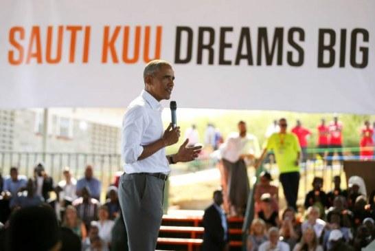 Em visita ao Quênia, Obama incentiva reconciliação política no país