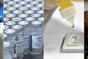 Queda nas coberturas vacinais