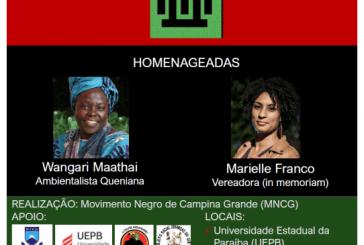 VII Seminário Agosto Para a Igualdade Racial : Homenagem à Marielle Franco e Wangari Maathai