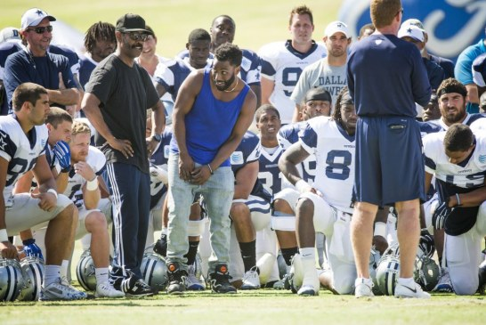 """Denzel Washington revela estar """"feliz"""" por seu filho largar a carreira de jogador de futebol"""