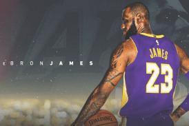 Festival de desconhecidos e um título: a camisa 23 de LeBron na história dos Lakers