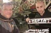 """Croata corintiano manda mensagem a brasileiros: """"Não somos nazistas"""""""