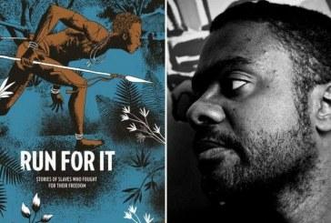"""Marcelo D'Salete é vencedor do importante prêmio Eisner, considerado o """"Oscar"""" dos quadrinhos"""