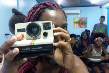 Quilombolas participam de oficina de 'Educomunicação em fotojornalismo' em Oriximiná