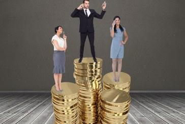 Renda das mulheres é 42,7% menor que a dos homens, diz Pnud