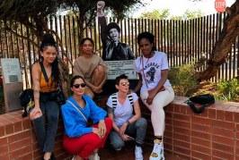 Camila Pitanga protagoniza viagem incrível à África do Sul