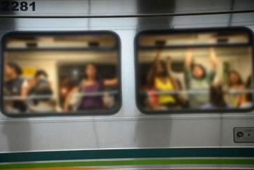 Casos de assédio em trens são enquadrados como importunação sexual