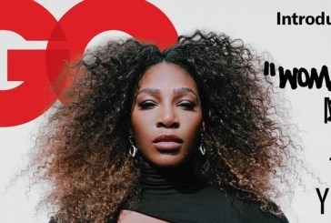 Serena Williams é escolhida como 'Mulher do Ano' pela Revista GQ
