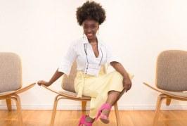 """A tecnologia tem que ser para todas as pessoas"""", diz Nina Silva, fundadora do Movimento Black Money"""