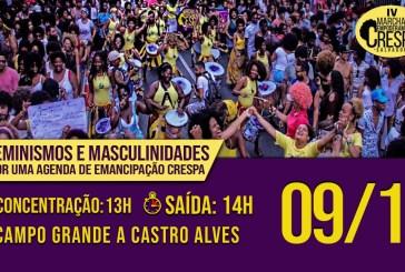 IV Marcha do Empoderamento Crespo de Salvador 2018