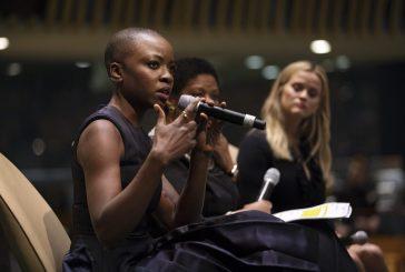 Danai Gurira, estrela de 'Pantera Negra' é nomeada embaixadora da ONU Mulheres