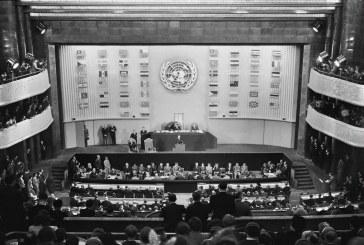 Hoje na História: Declaração dos Direitos Humanos faz 70 anos