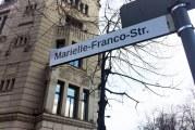 Marielle Franco é nome de uma rua na cidade alemã de Colónia