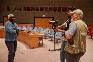 Documentário sobre Fela Kuti fotografado pelo professor Cleumo Segond exibido em Roterdã