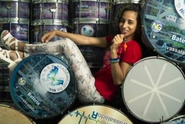 Carnaval do Rio terá a primeira mulher como mestre de bateria