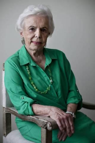Margarida Genevois, presidenta de honra, socióloga e ex-presidente da Comissão Justiça e Paz, da Arquidiocese de São Paulo