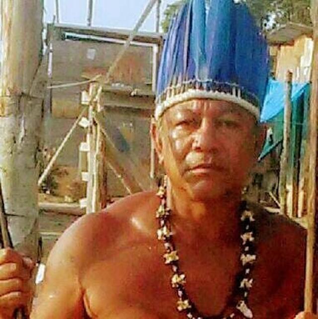 Cacique atuava em lideranças de mais de 40 comunidades indígenas