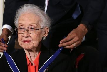 NASA batiza órgão em homenagem à pioneira matemática Katherine Johnson