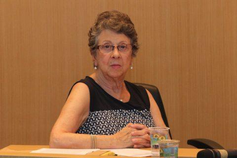 Maria Hermínia Tavares de Almeida, cientista política, professora e pesquisadora