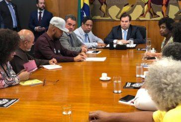 Carta de entidades do movimento negro ao Presidente da Câmara dos Deputados, Rodrigo Maia