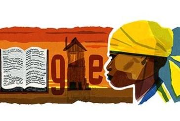 Doodle do Google homenageia a escritora Carolina Maria de Jesus