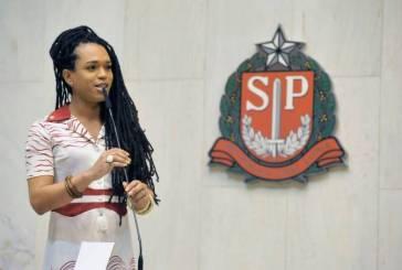 Erica Malunguinho abrirá processo após fala transfóbica de deputado do PSL