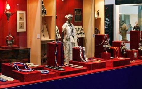 Exposição no Museu Afro Brasil