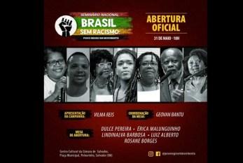 Brasil sem Racismo: Povo Negro em Movimento