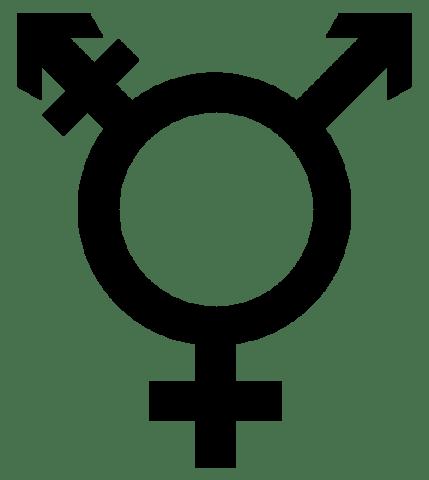Imagem do simbolo trans