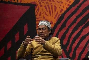 'É preciso adiar o fim do mundo para contar mais história', diz autor indígena