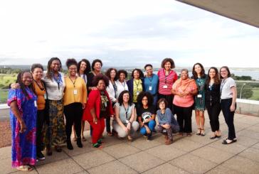 Mulheres negras destacam papel dos objetivos globais na eliminação do racismo