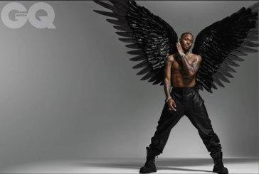 O grande anjo negro: Sterling é capa de revista masculina e discute o racismo no futebol
