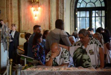 Emoção marca despedida de Ruth de Souza, no Rio