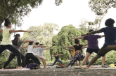Refletir sobre o racismo a partir do yoga