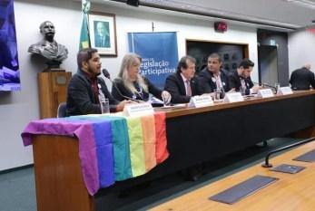 Aplicativo para a proteção de pessoas LGBTI é lançado na Comissão de Legislação Participativa