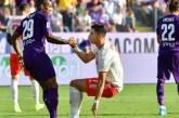 Dalbert é vítima de racismo na Itália, e jogo é interrompido pela arbitragem