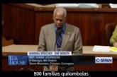 Deputado Hank Johnson critica acordo e discursa contra base americana em Alcântara