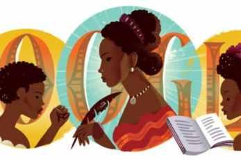 Maria Firmina dos Reis - Google celebra 194º aniversário com Doodle