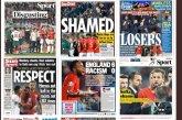 Imprensa britânica exalta goleada sobre racismo. Veja capas
