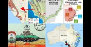 California & Australian Wildfires Exposed