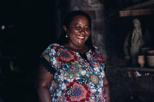 Raimunda Teixeira - Foto José Ailson (Um Zé)