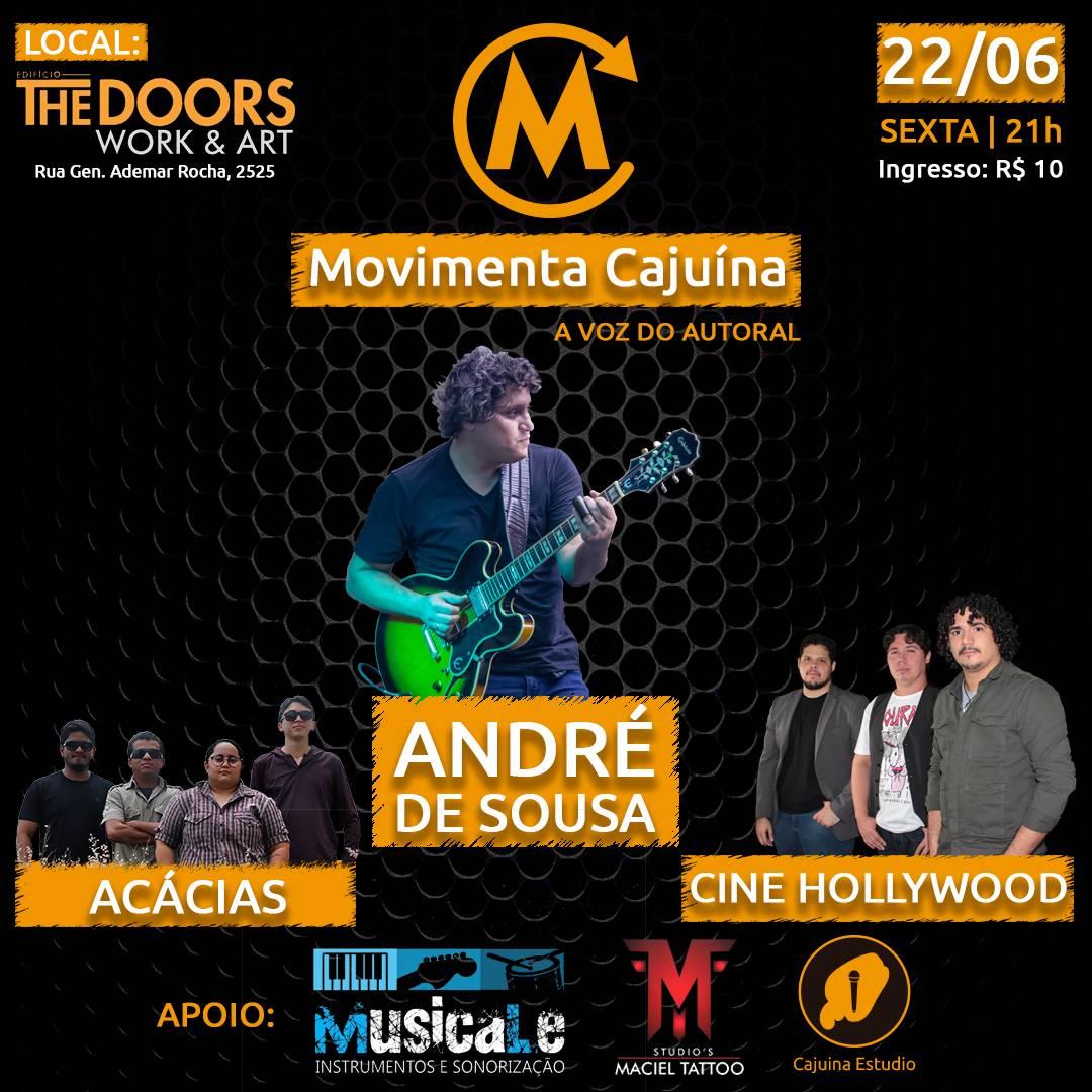Movimenta Cajuína - 22 de junho