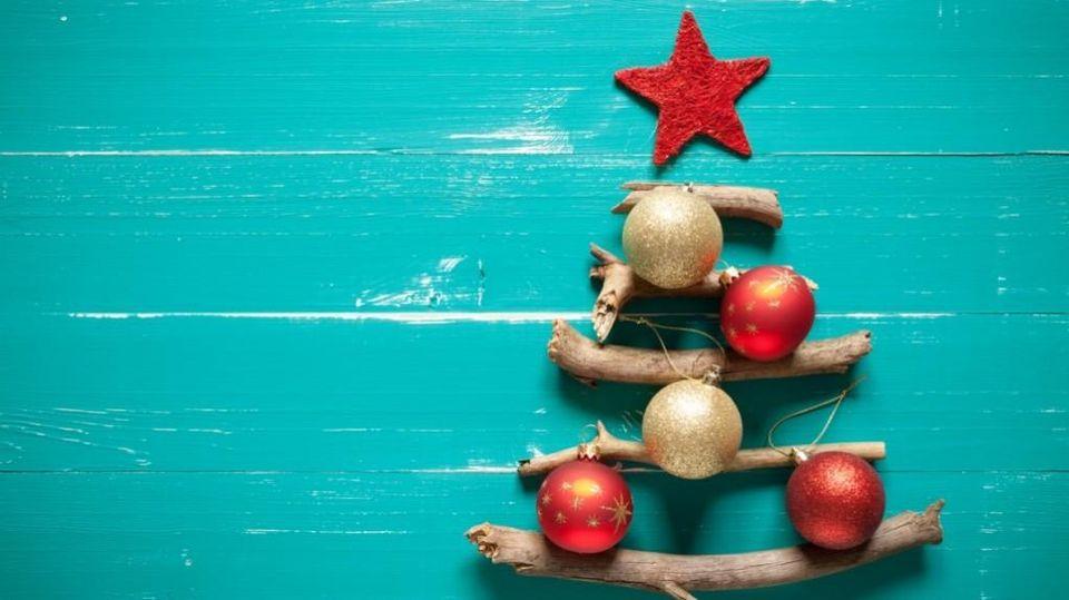 Internet è pieno di immagini da cui trarre ispirazione. Albero Di Natale Alternativo Per Bambini La Stampa