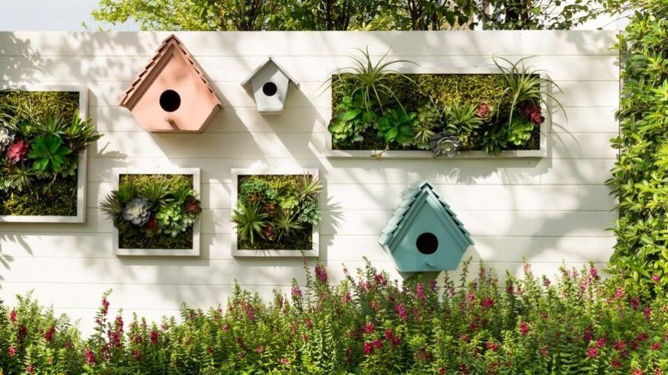 Mvpower schermi divisori e protettivi per giardino, frangivista e frangivento. Muri Divisori Per Giardino Come Costruirli La Stampa